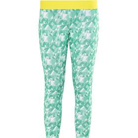 La Sportiva Solo - Pantalones Mujer - verde/Turquesa